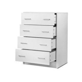 Tallboy 4 Drawers Storage Cabinet
