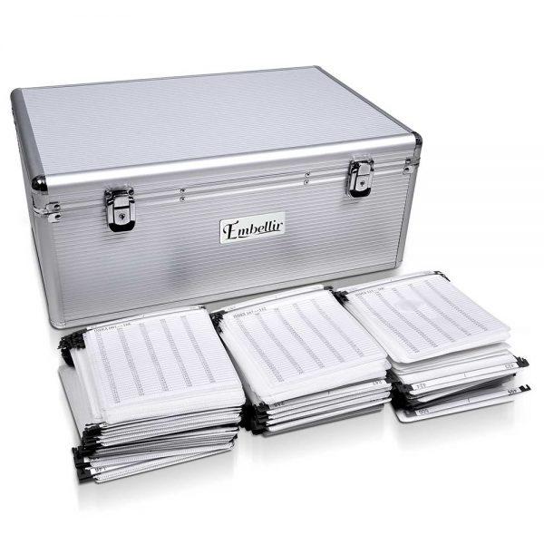 500 Disc Aluminium Storage Box