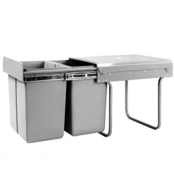 Twin Pull Out Bins