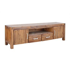 TV Cabinet - Solid Wood