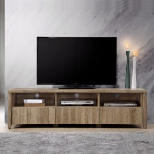 3 Drawer TV Cabinet