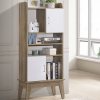 Display Stand Shelves Cabinet