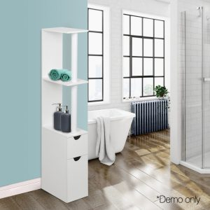 Freestanding Bathroom Storage Cabinet