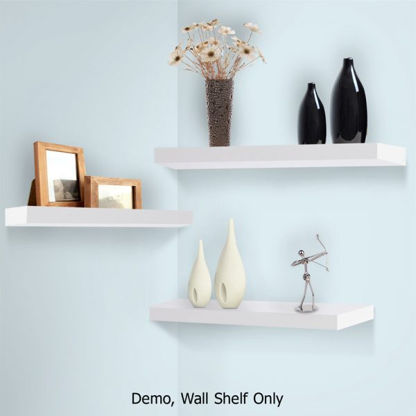 3 Piece Floating Wall Shelves