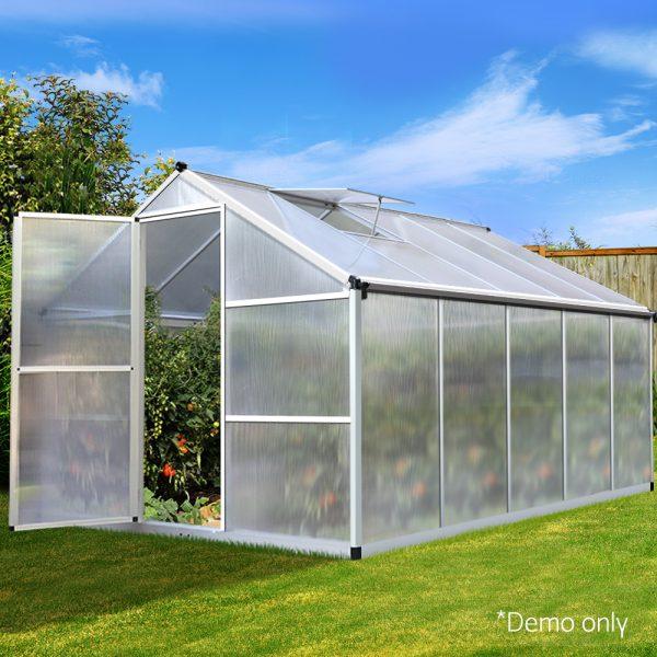 Aluminium Greenhouse