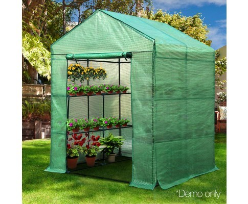 all weather Green house