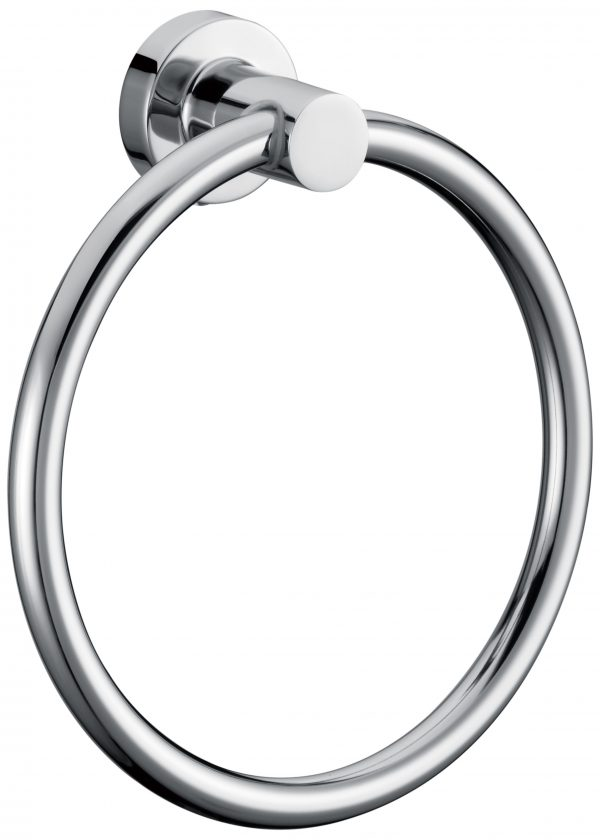 Towel Bar Rail Ring