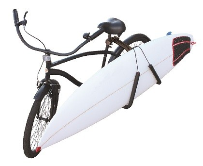 Bicycle Surfboard Rack Carrier