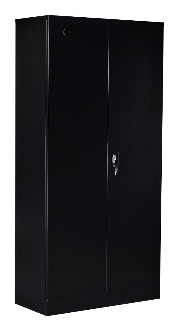 Two-Door Locker Cabinet