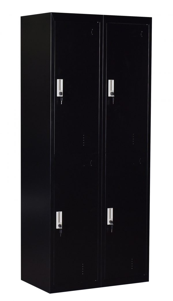 Four-Door Storage Locker