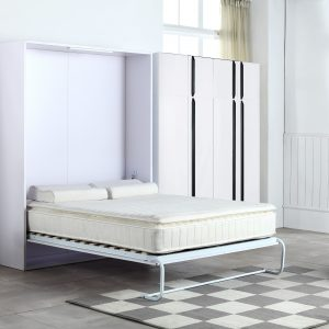 Double Size Wall Bed