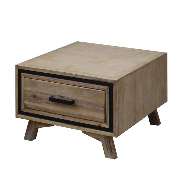 Single Drawer Lamp Table