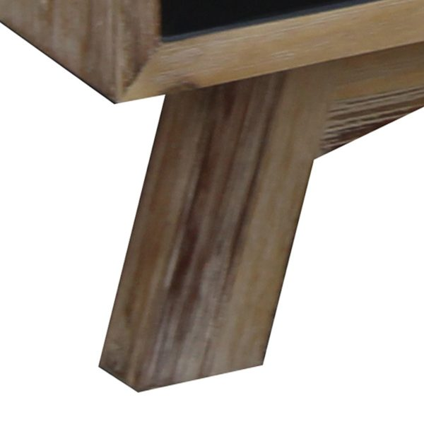Single Drawer Lamp Table