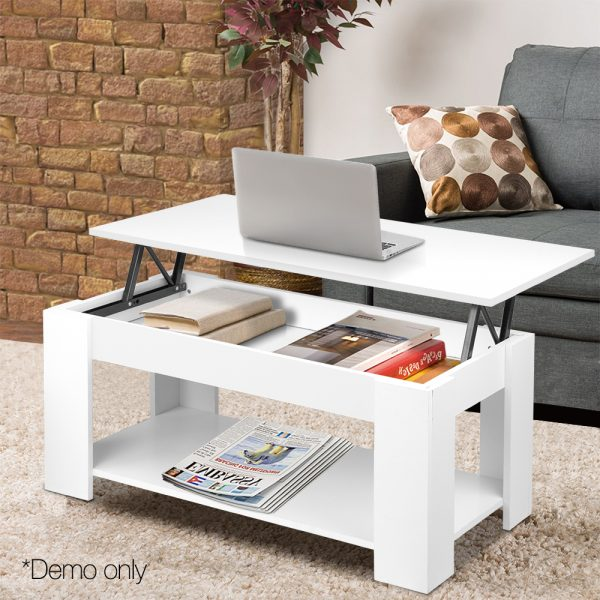 Lift Up Top Mechanical Coffee Table