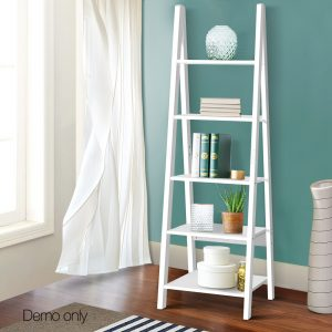 Ladder Wall Shelf