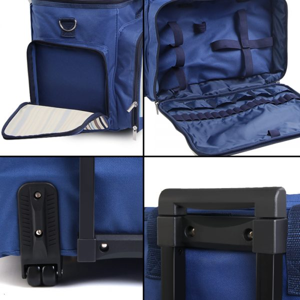 Picnic Bag Trolley Set