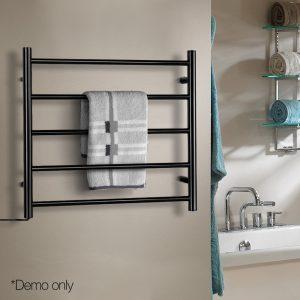 Electric Heated Towel Rack