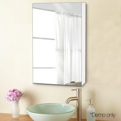 Bathroom Vanity Mirror with Storage Cabinet