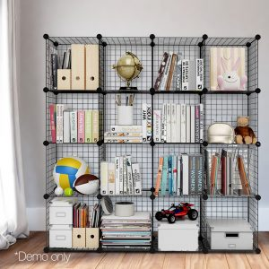 Metal Wire Storage Cabinet