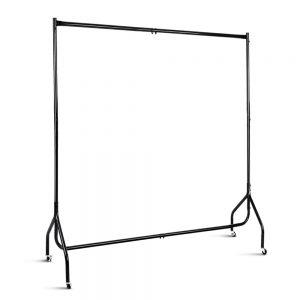 Metal Garment Display Rail