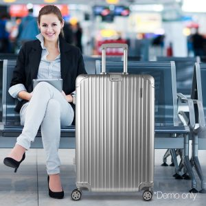 Aluminium Luggage Trolley