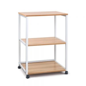 Portable 3-tier Shelf
