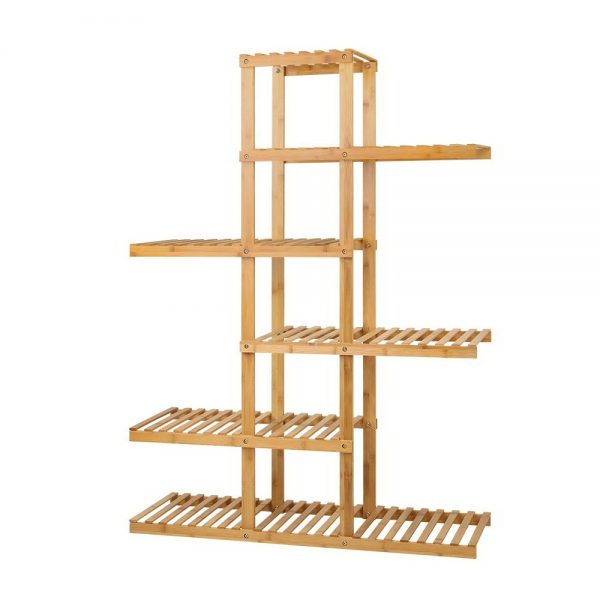 Bamboo Plant Storage Stand