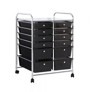 12 Drawer Storage Cart