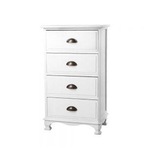 4-drawer Nightstand