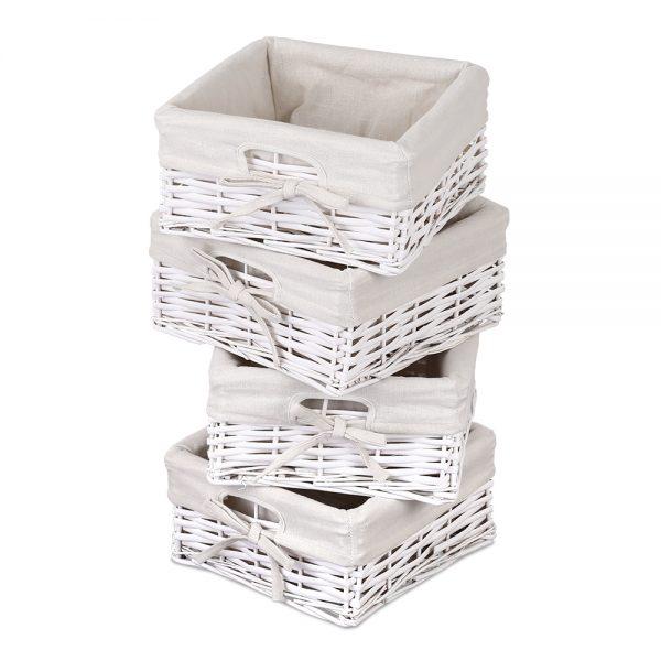 5 Basket Storage Drawers