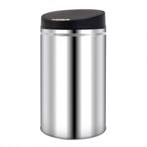 Automatic Sensor Dustbin Garbage Bin - Stainless Steel