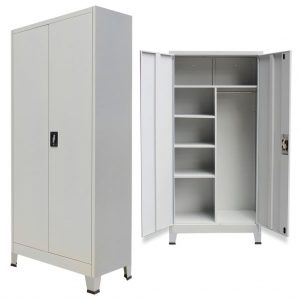2 Door Locker Cabinet