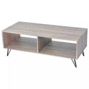 110cm TV Cabinet- Wood Grey