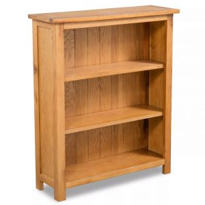 3-Tier Bookcase - Oak