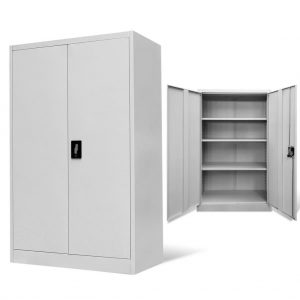 Office Cabinet - Grey