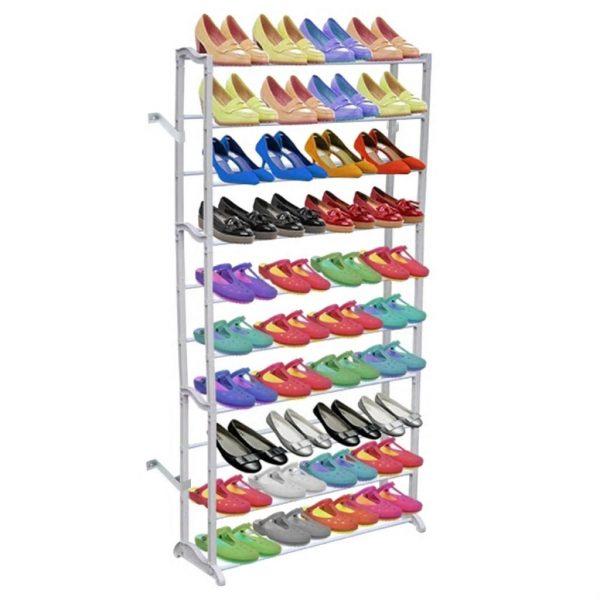 10 Tier Shoe Rack
