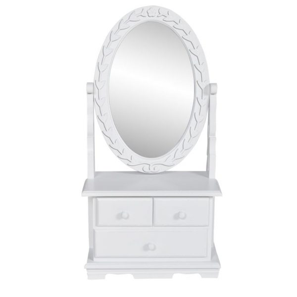 Vanity Makeup Tabletop Mirror