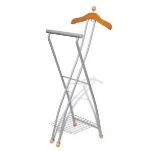 Folding Valet Clothing Stand