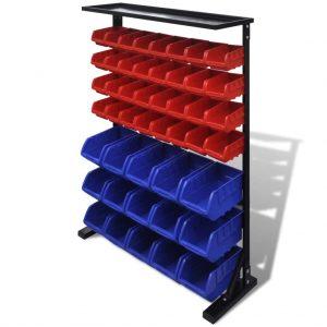Plastic Tool Organiser Rack