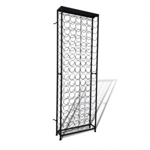 108 Bottle Metal Wine Rack
