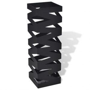 Stylish Umbrella Stand - Black
