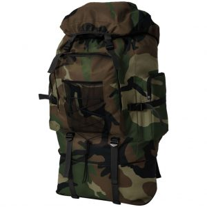 Extra Large Travel Backpack - Camouflage