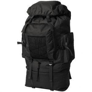 Extra Large Travel Backpack - Black