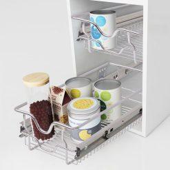 Various Kitchen Storage Ideas