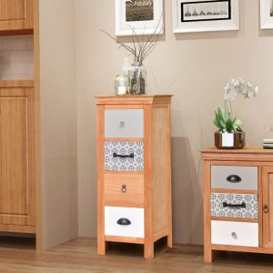 Drawer Cabinet - Solid Wood