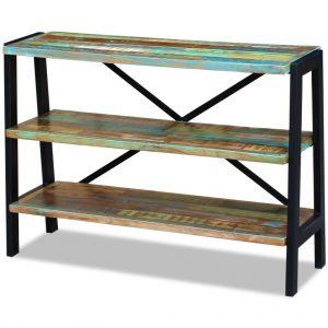 Vintage-Style Sideboard - Reclaimed Wood