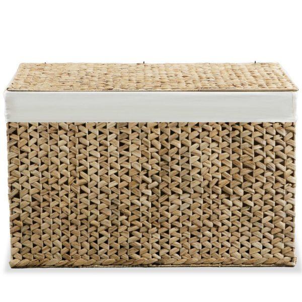 Hyacinth Large Laundry Basket