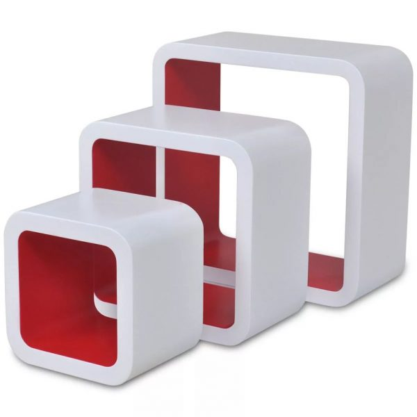 Floating Wall Cubes Set