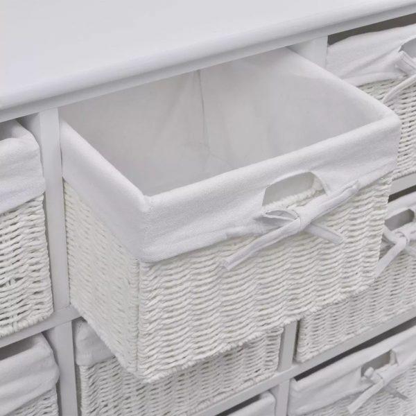9 Basket Storage Cabinet