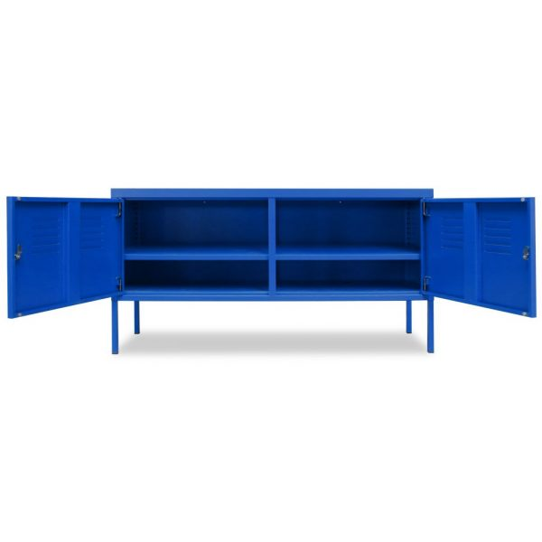 Industrial-Style TV Cabinet